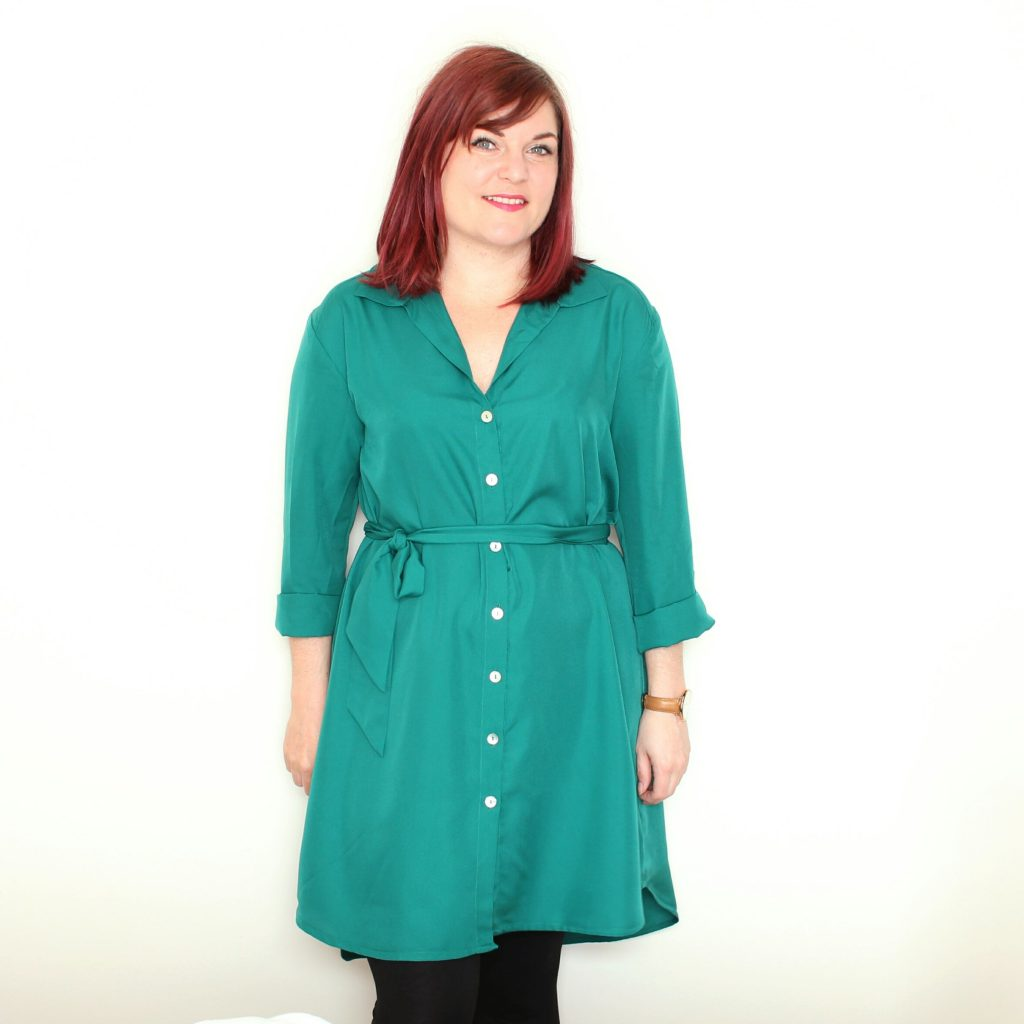 Sew Over It Alex shirt dress